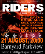 Riders from the Storm